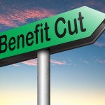 Benefit cuts tax cut on housing child and social works reduce sp